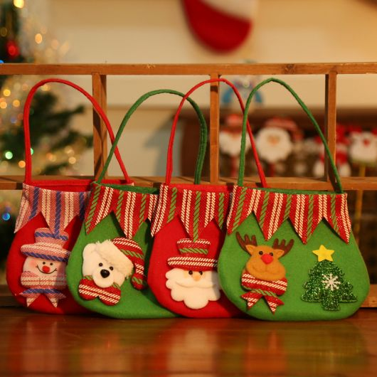 Новогодние сумочки