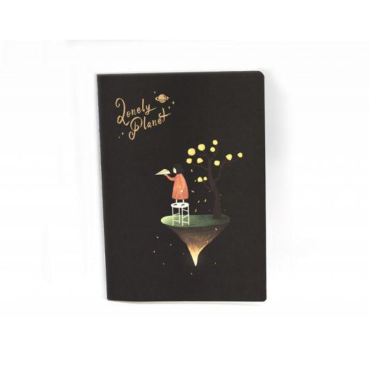 Скетчбук Lonely Planet