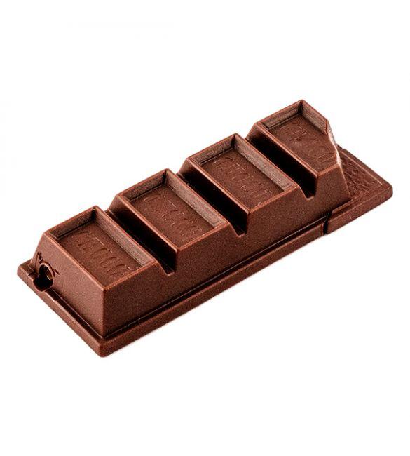 Зажигалка Шоколад темный