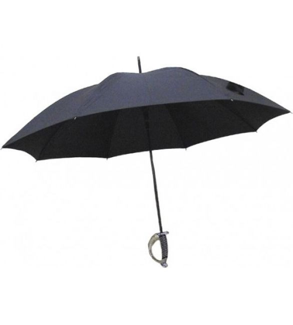 """Зонт """"Сабля"""" черный"""