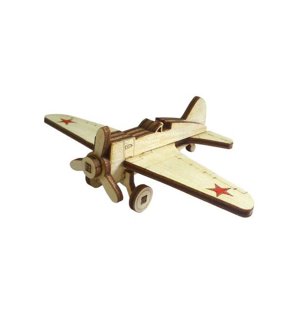 Конструктор-самолет И-16