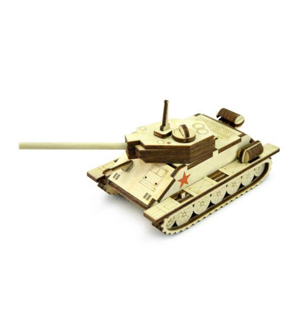 Конструктор-танк Т-34