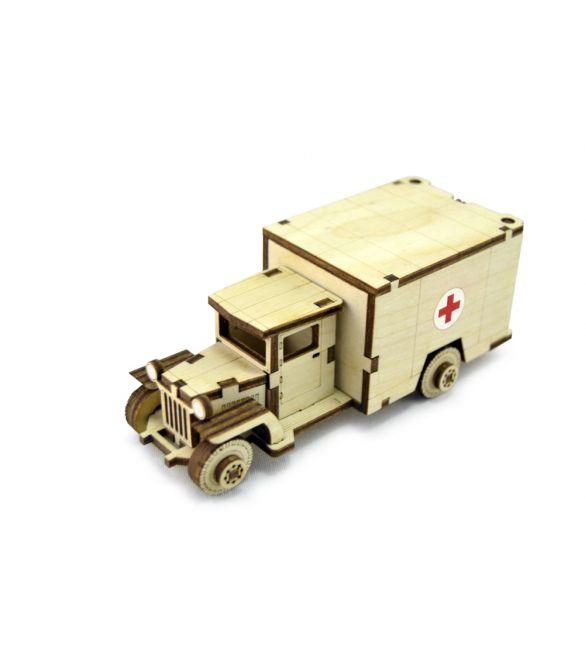 "Конструктор-грузовик ""ЗИС 5М"""