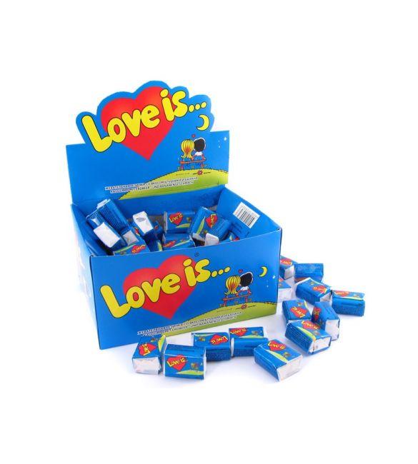 Жвачка Love is... клубника/банан