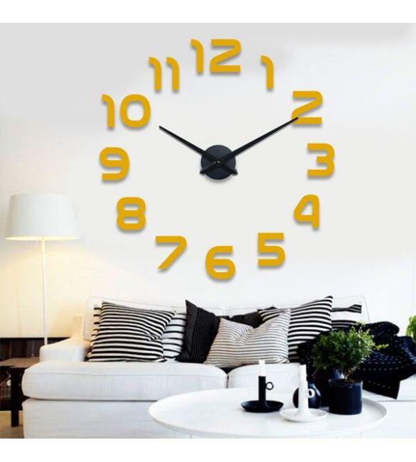 Дизайнерские часы Сделай сам