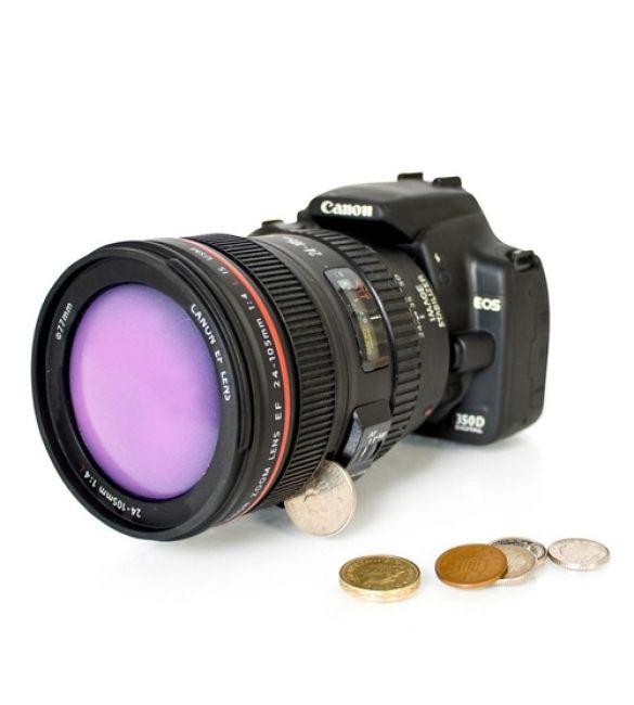 Копилка-фотоаппарат