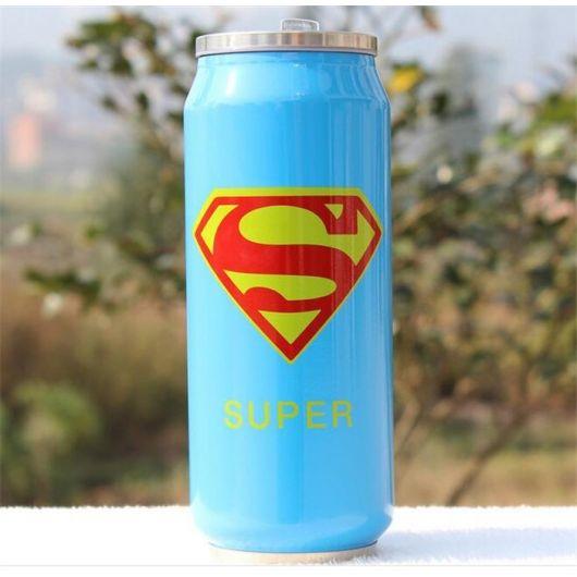 Термокружка Hero Superman