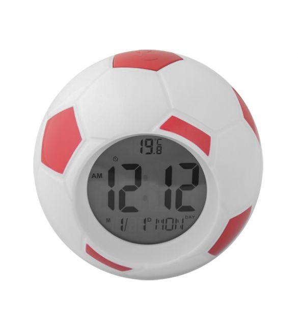 Часы будильник Футбольный мяч