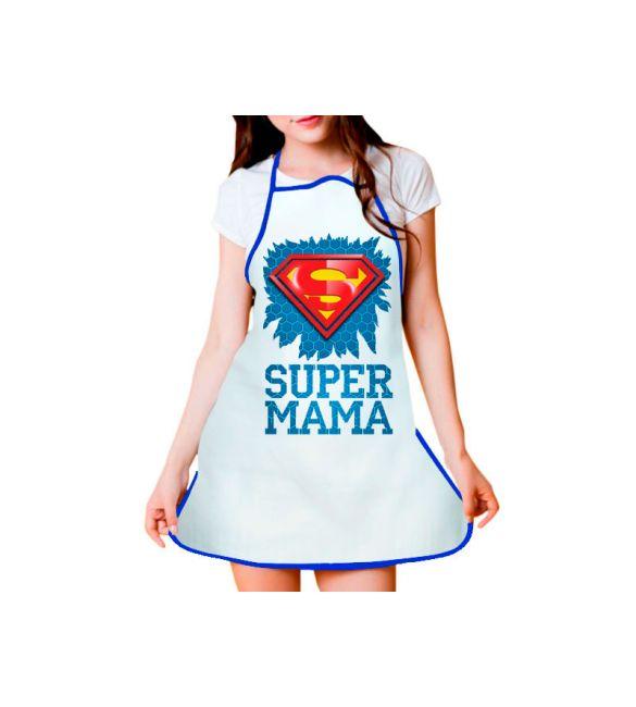 Фартук женский СуперМама