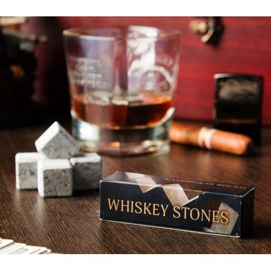 Камни для виски Для настоящих мужчин