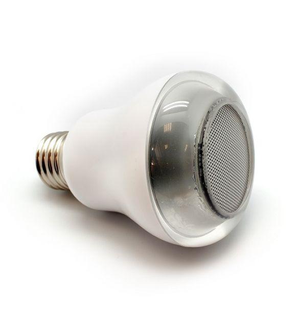 Лампочка-колонка Bluetooth