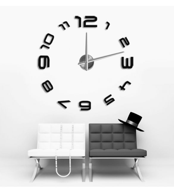 "Настенные часы ""Сделай сам"""