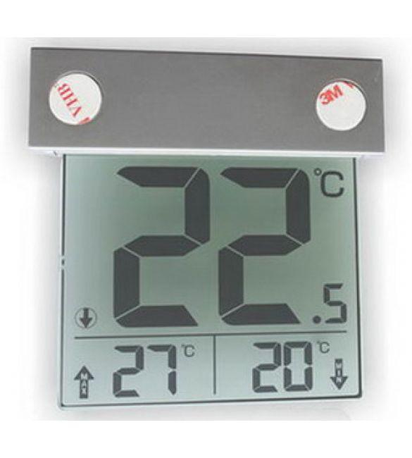 """Термометр электронный оконный """"Визио"""" + двойное питание"""