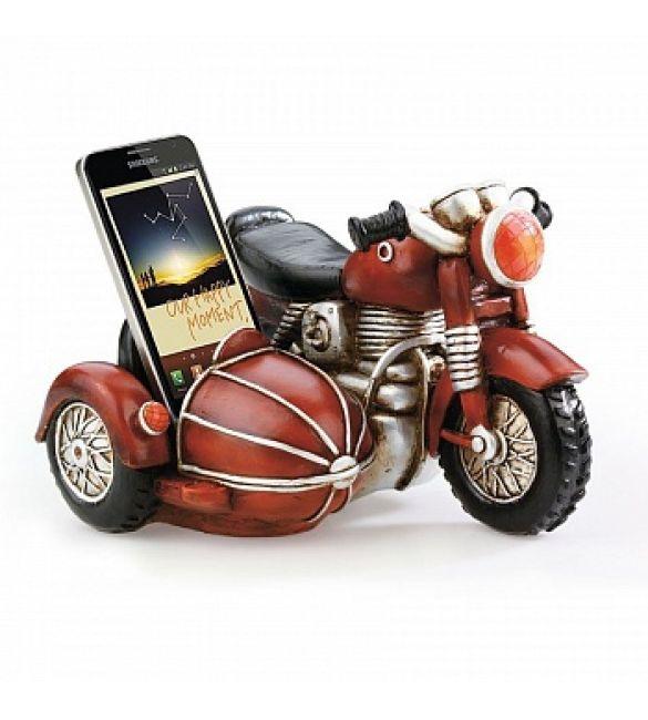 """Подставка под мобильный """"Мотоцикл"""""""