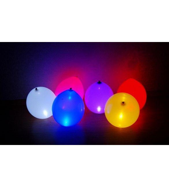 """Светящиеся шары """"Микс"""" 3шт."""