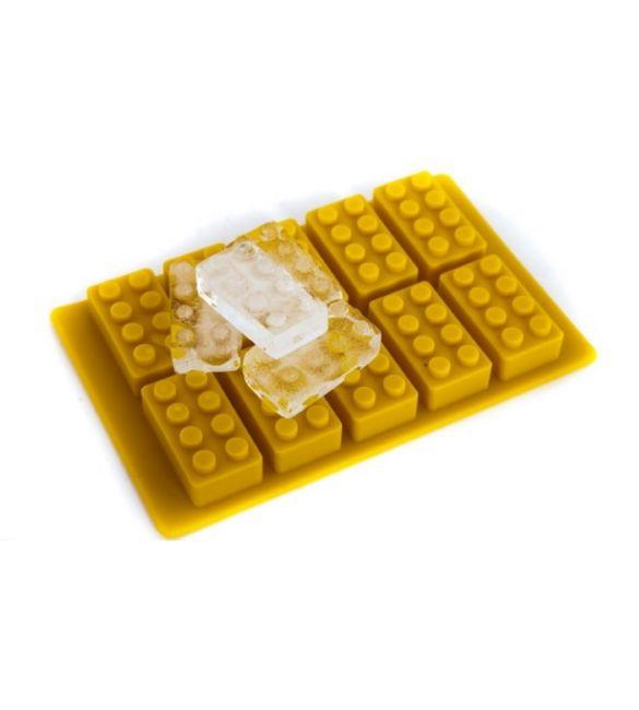 """Форма для льда """"Кирпич Лего"""""""