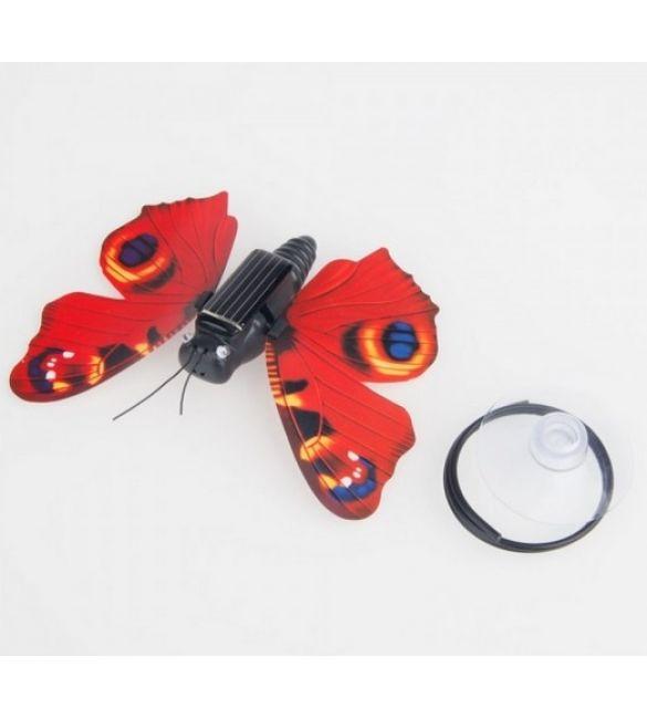 Бабочка с солнечной батареей