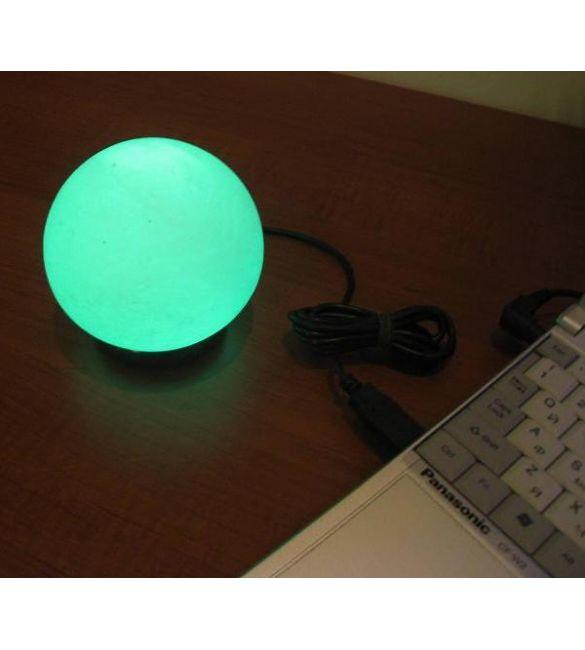 """Солевая USB-лампа """"Феншуй"""""""