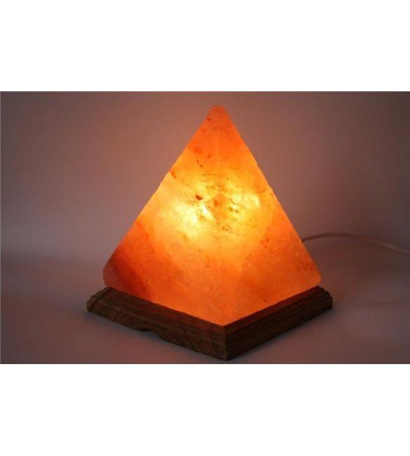 Солевая лампа «Пирамида» 2-2,5кг