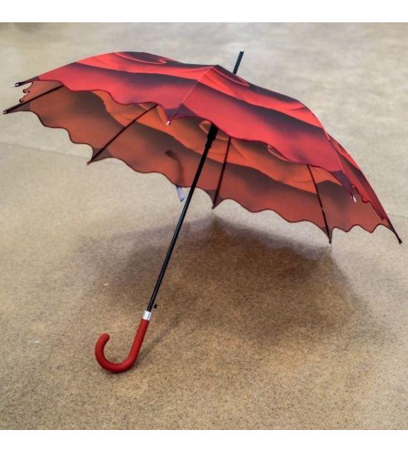 "Зонт ""Цветок розы"""